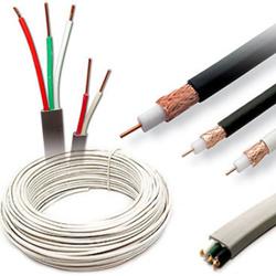 Cables, Alambre y Cordón Eléctrico