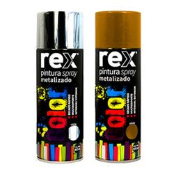 Pintura Spray Metálico